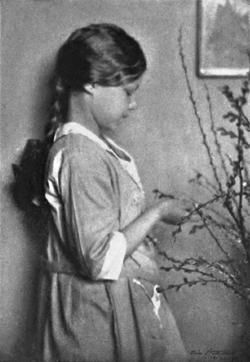 Conkling, Hilda portréja