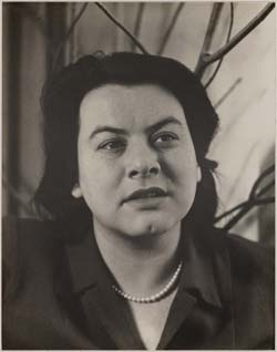 Rukeyser, Muriel portréja