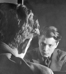 Schwartz, Delmore portréja