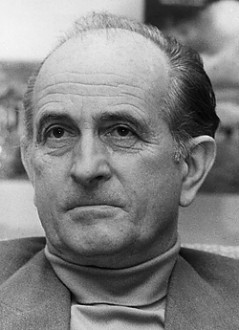 Holub, Miroslav portréja