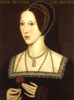 Boleyn, Anne portréja