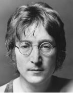 Lennon, John portréja