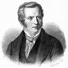 Schwab, Gustav portréja