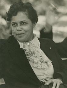 Bennett, Gwendolyn B. portréja