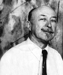 Roberts, Walter Adolphe portréja