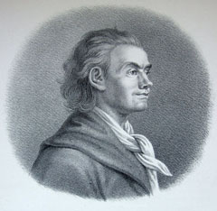 Wessel, Johan Herman portréja