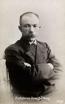 Garborg, Arne portréja