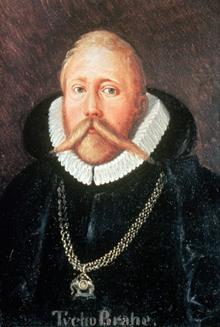 Brahe, Tycho portréja