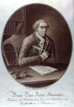 Abrahamson, Werner portréja