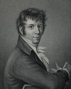 Baggesen, Jens portréja