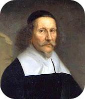 Portre of Stiernhielm, Georg