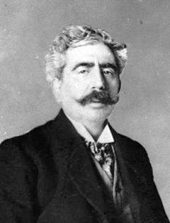 Moréas, Jean portréja