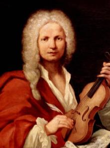 Vivaldi, Antonio portréja