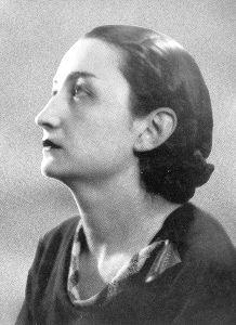 Champourcín, Ernestina portréja