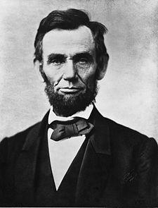 Lincoln, Abraham portréja