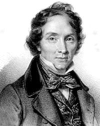 Delavigne, Casimir portréja