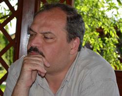 Z. Németh István portréja