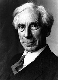 Russell, Bertrand portréja